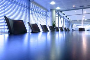 ניקיון משרדים גדולים
